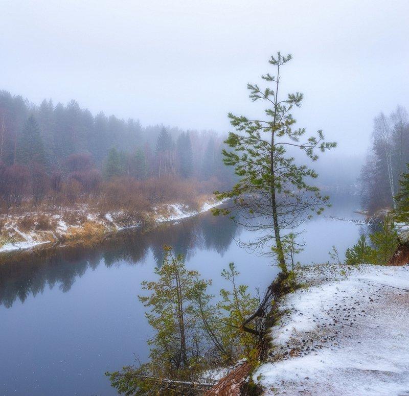 В октябрьском туманеphoto preview