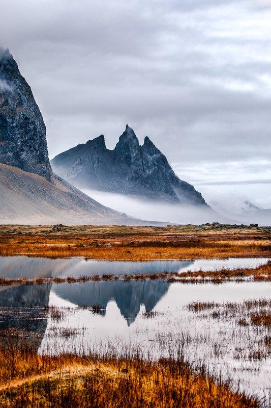 Iceland  Batman mountain - Iceland photo preview