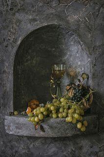 Про виноград, мандаринку и рёмер