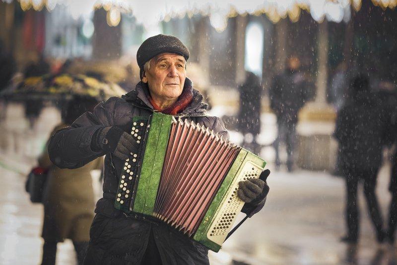 музыкант, москва Уличные музыкантыphoto preview