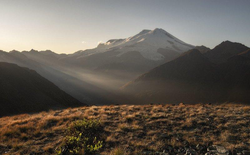 Закат на перевале  \