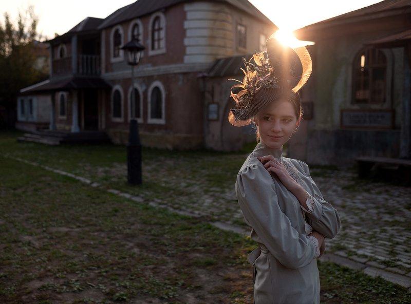 #портрет  Ледиphoto preview