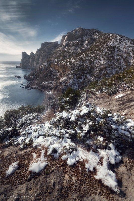крым, фототур, крым, зима, новый свет, пейзаж, россия Paradisephoto preview