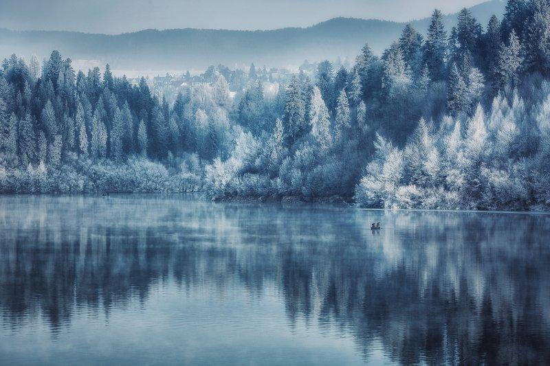 Winter fishingphoto preview