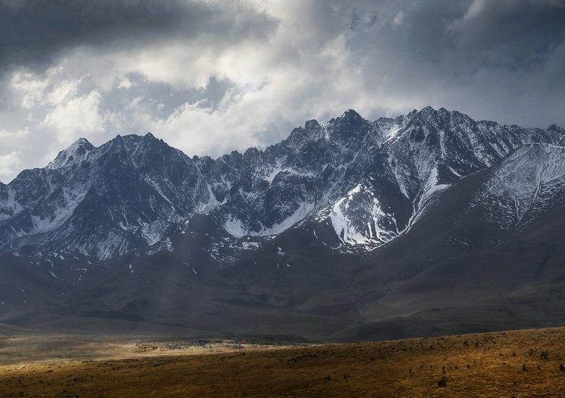 горы, природа, пейзаж, осень, кавказ, photo preview