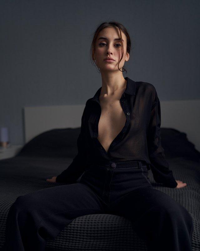 girl, saint-petersburg, beautiful, beauty, nice, face, at home, natural light, photographer, transparent,  Irinaphoto preview