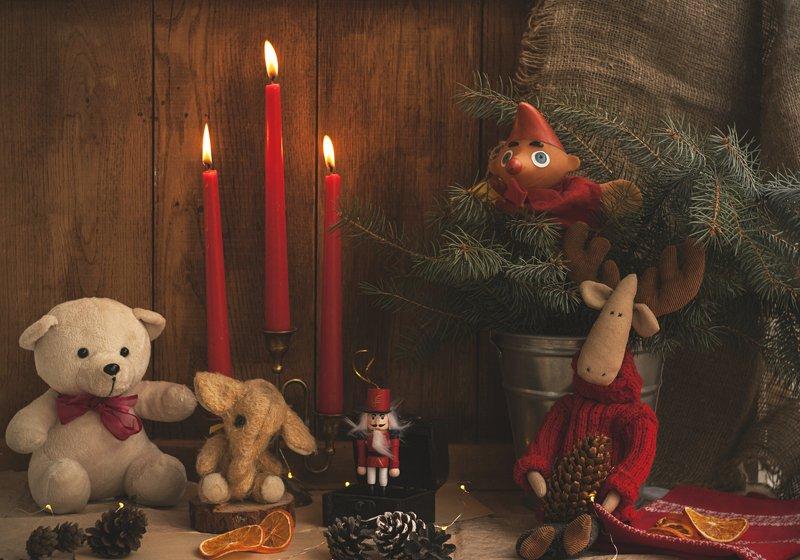 рождество, сказка, игрушки, зима Рождествоphoto preview