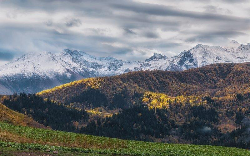 Когда зима не за горами...photo preview