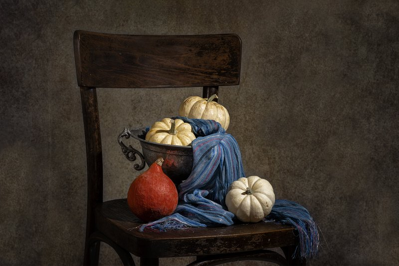 натюрморт, тыква, облепиха, Pumpkin Pumpkin IVphoto preview