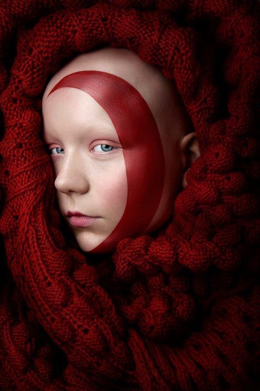 portrait, girl, model, eyes, hair, lips, face, beauty, facial, make-up, photographer, russia, nikon Redphoto preview