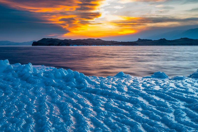 Замерзающий Байкалphoto preview