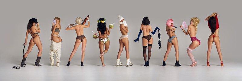 popkees, pants, commercial, underwear, lingerie, present, studio, advertising, 9, girl, woman, look, looks, ass, butt, Popkeesphoto preview