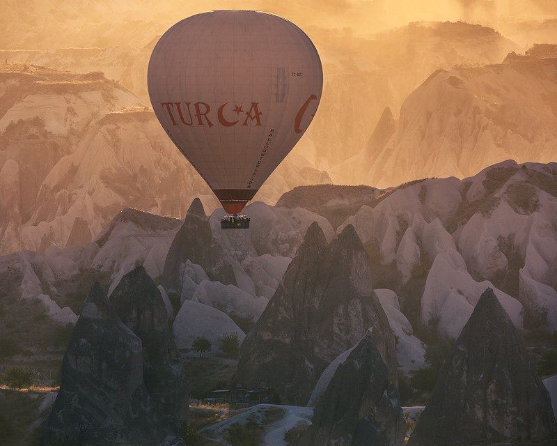 Mystery in Cappadociaphoto preview