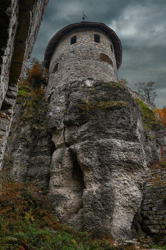 каменец-подольский крепость осень замок история фортификационные сооружения украина Каменец-Подольская крепостьphoto preview