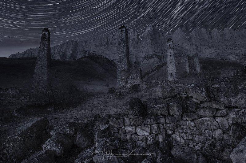Ночь в Ингушетииphoto preview