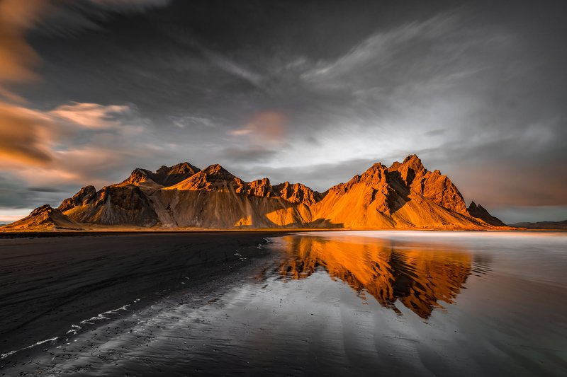 Iceland  Vestrahornphoto preview