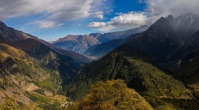 горы,восхождение,кавказ,облака даль манящая...photo preview