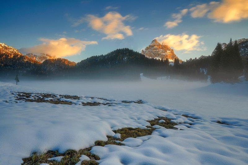 landscape Winter morningphoto preview
