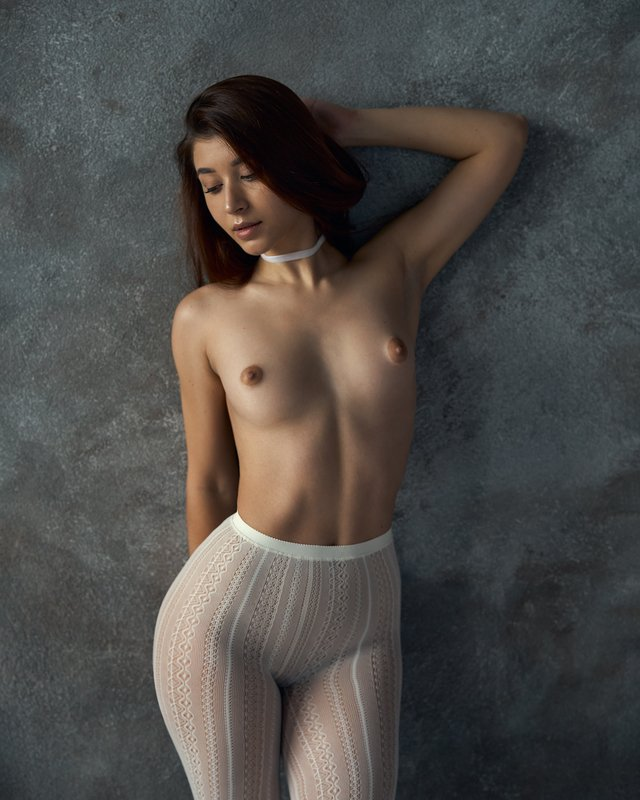 girl, nude, naked, tights, naked, studio, daylight, natural light, sexy, young,  Vphoto preview