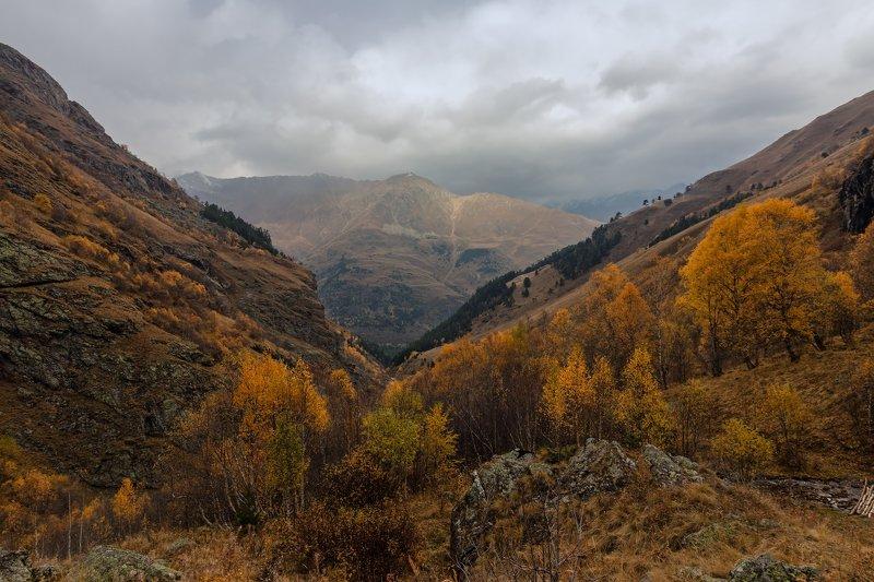 горы,восхождение,кавказ,облака autumn time...photo preview