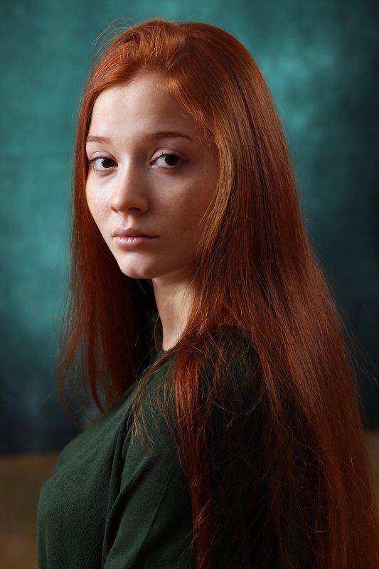 girl,red,beauty,portrait, девочка,рыжая, портрет, Anyaphoto preview