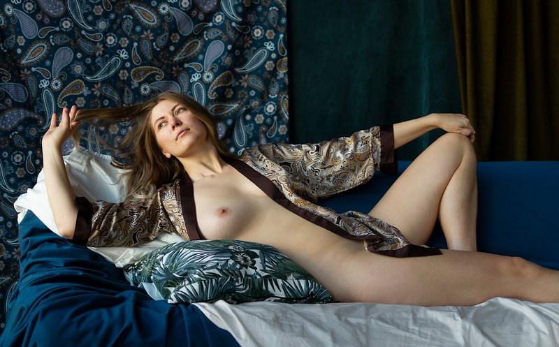 fine art nudes Warm Decemberphoto preview