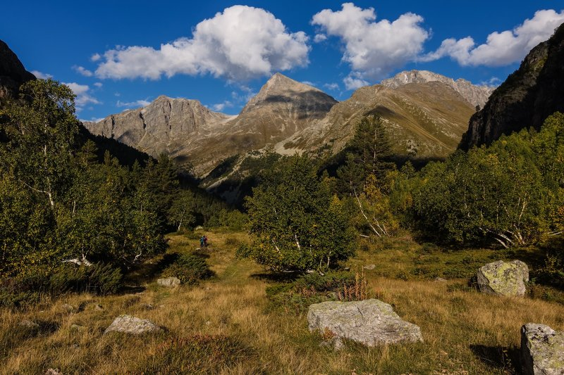 горы,восхождение,кавказ,облака wonderful autumn...photo preview