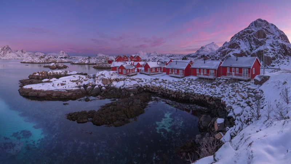 norway, lofoten, норвегия, лофотены Жизнь на краю землиphoto preview