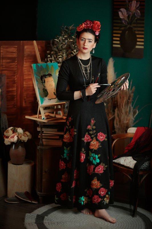 портрет Fridaphoto preview