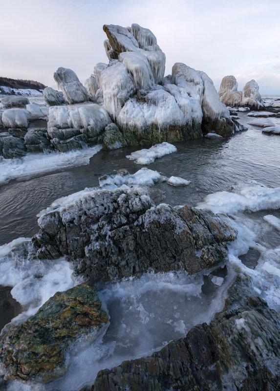 На ледяном побережьеphoto preview