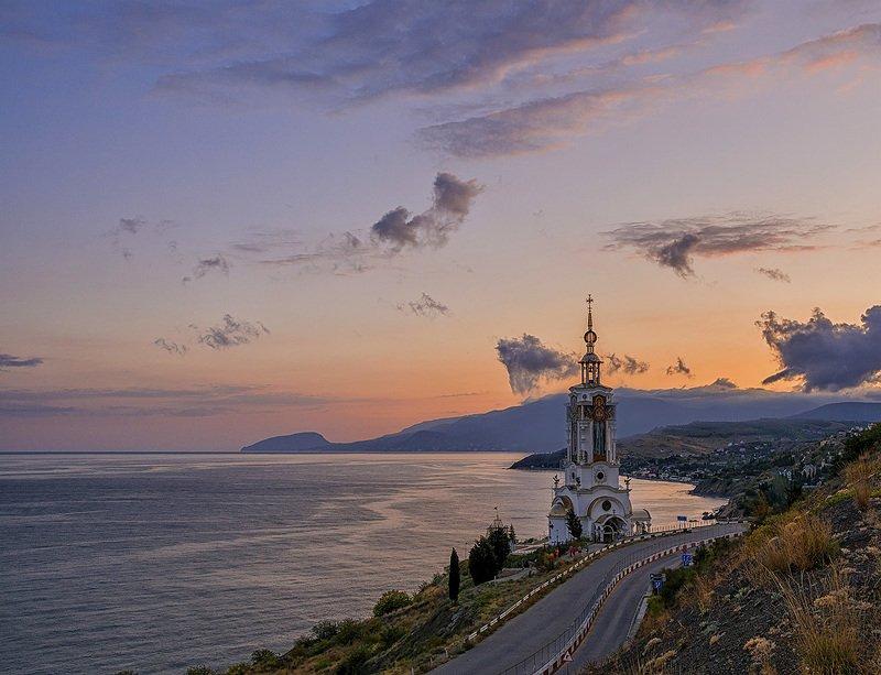 Вечер в Крыму.photo preview
