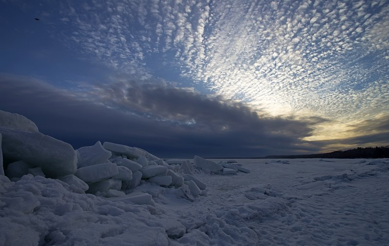 Вечер на заливе.photo preview