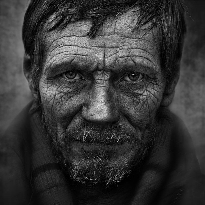 портрет, квадрат, калинин юрий ,ч/б фото, уличная фотография, юрец, люди, лица, город, санкт-петербург ,фотограф дальнобойщикphoto preview