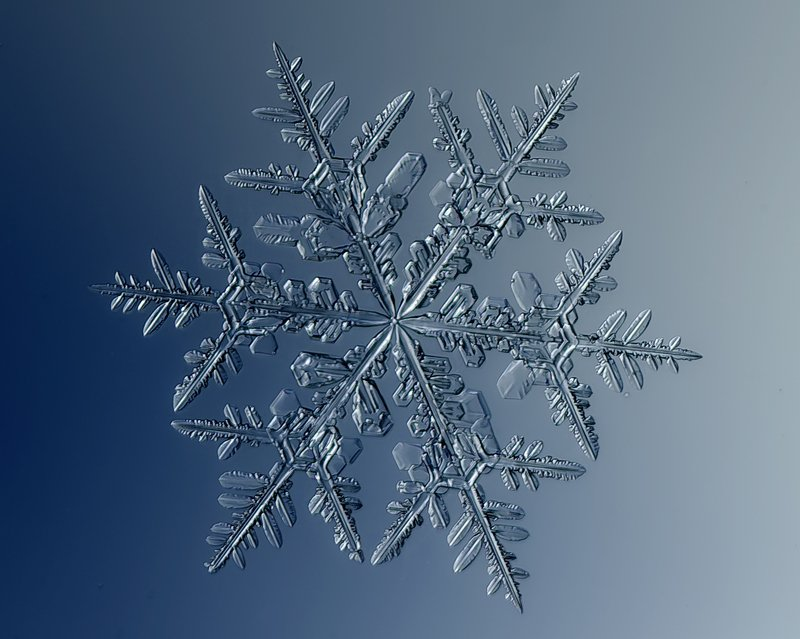 Новогодняя снежинка)photo preview