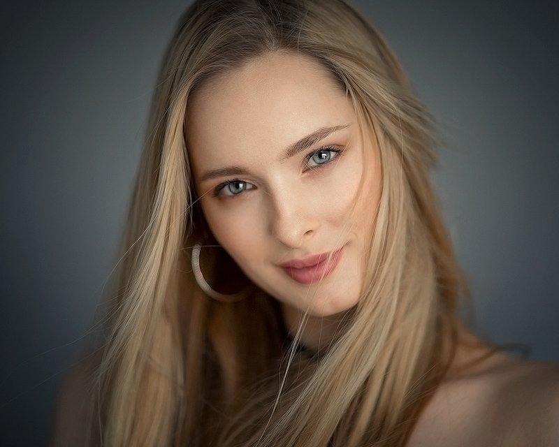 девушка, портрет, OLGAphoto preview