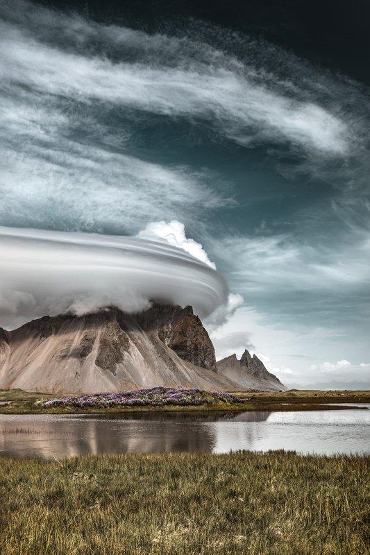 Iceland  Vestrahorn photo preview