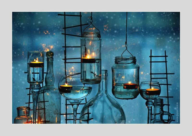 натюрморт свечи зима дмитрук Венеция. студия непрерывного света 26photo preview