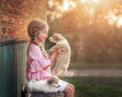 Маленькие друзья