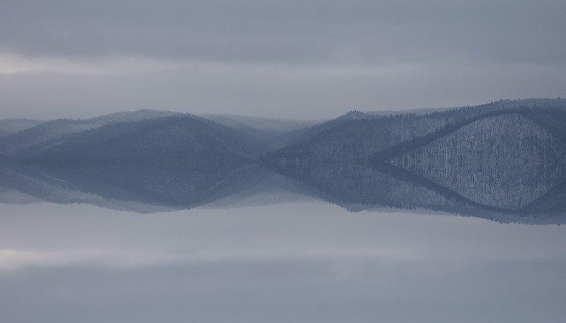 Жигулевские горы зимойphoto preview