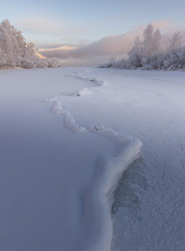 Январь - зима напополам...photo preview