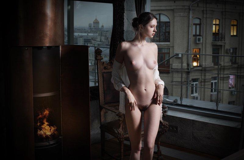 Московские сумерки....photo preview