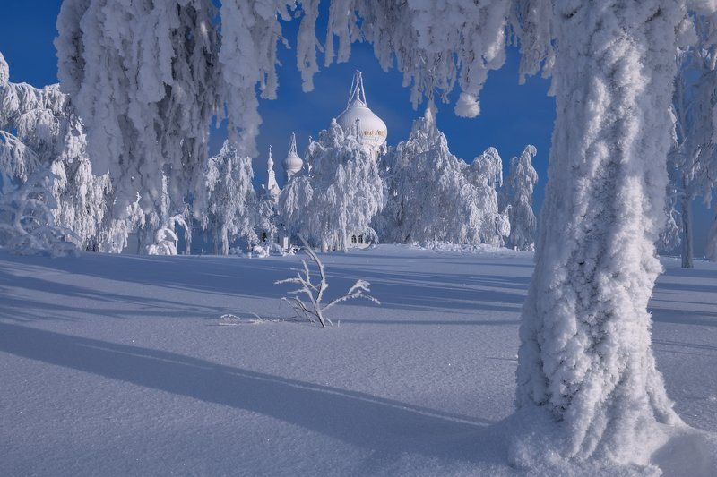 Рождество на Белой горе...photo preview