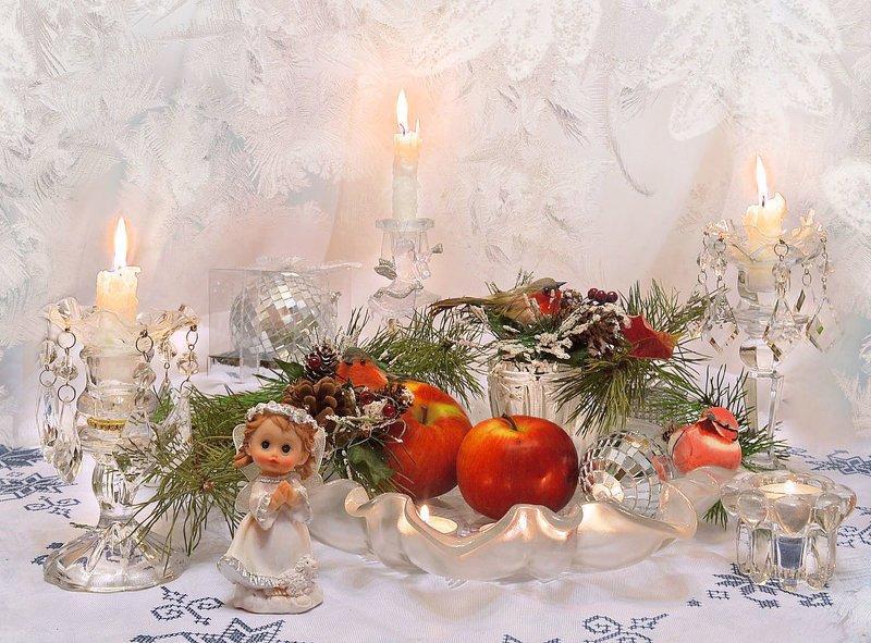 still life, натюрморт, фото натюрморт,зима, январь, рождество, праздник, ёлка, игрушки, настроение В светлый праздник Рождества!photo preview