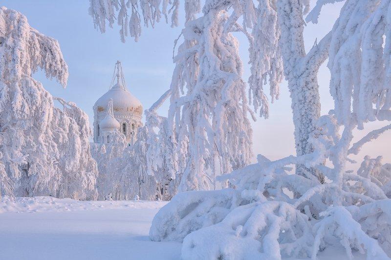 Свет Белой горы...photo preview