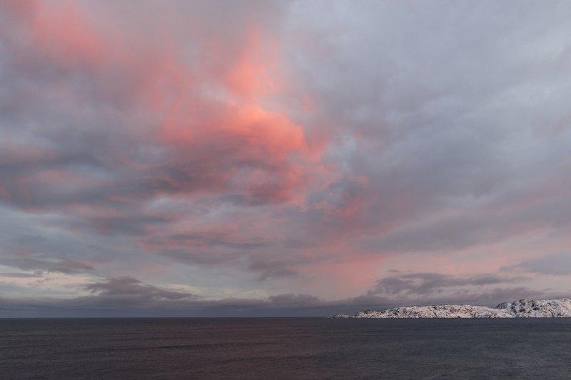 пейзаж, север, мурманск, териберка Красоты Баренцева моряphoto preview