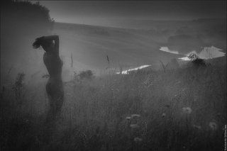 In Mist She Was Standing...