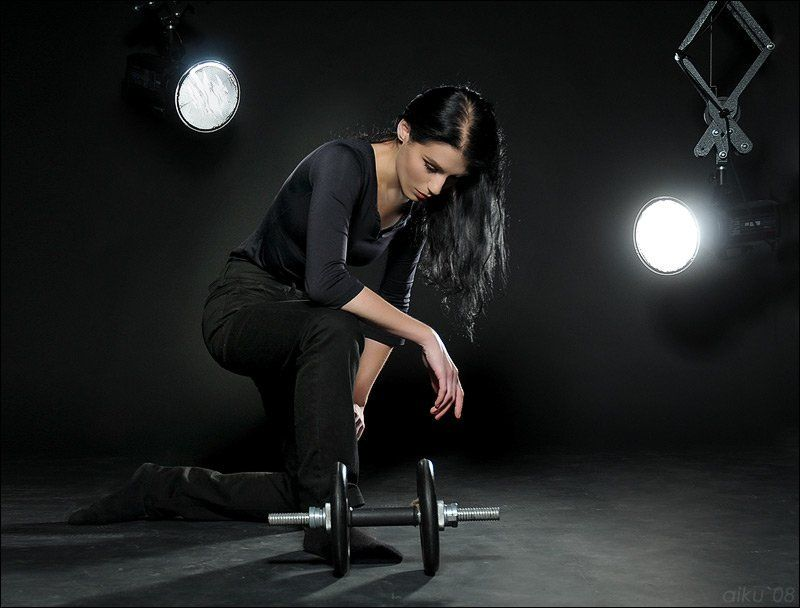 студия, свет Марияphoto preview