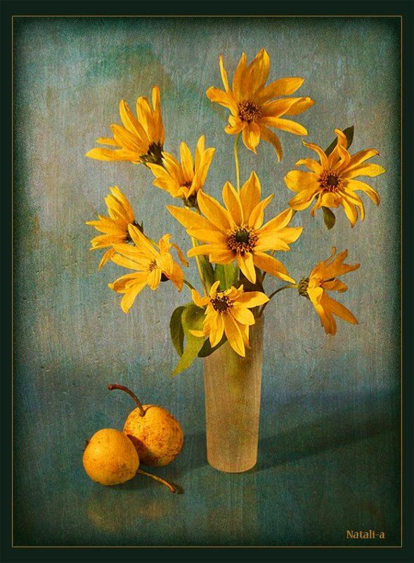 груши, цветы,натюрморт, осень С дикими грушамиphoto preview