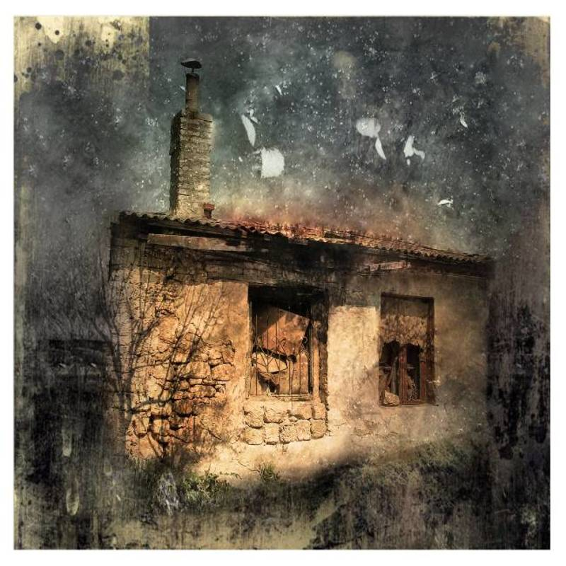 art, photo, house, digital, vintage, dark no namephoto preview