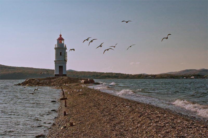 маяк утромphoto preview
